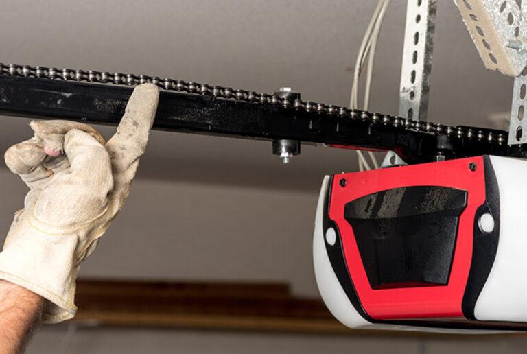 How To Repair A Broken Garage Door Spring