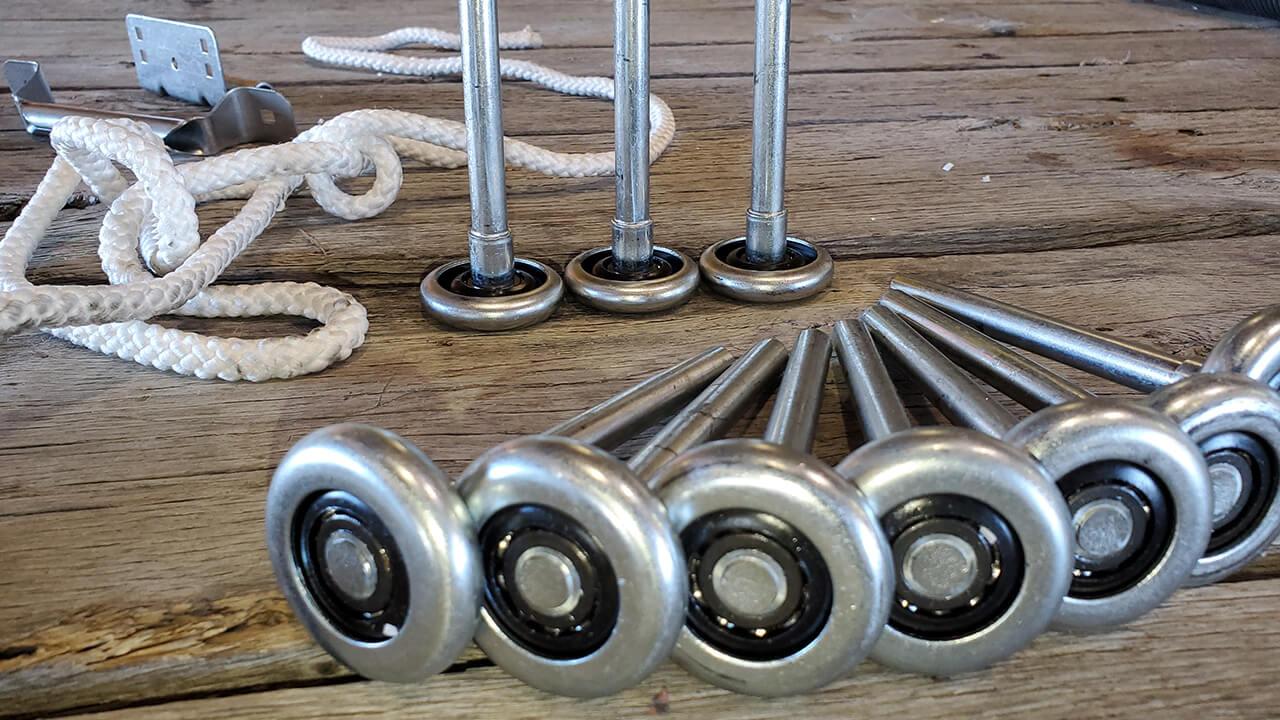 Garage Door Sensors, Hinges & Rollers Repair