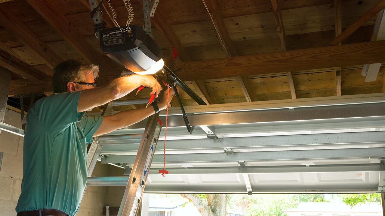 Do It Yourself Garage Door Maintenance