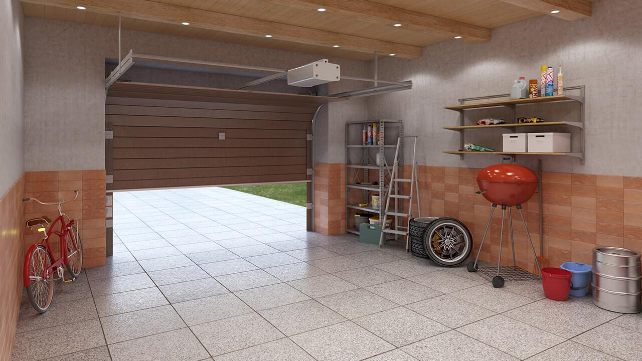 Garage Motor Not Working