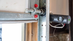 How To Replace Garage Door Rollers And Hinges